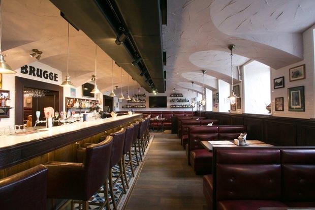 Ресторанная группа Italy открыла бельгийский паб. Изображение № 4.