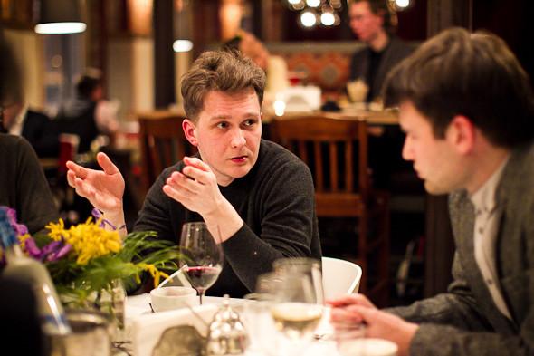Разговоры на ужине: Эмиграция. Изображение № 26.