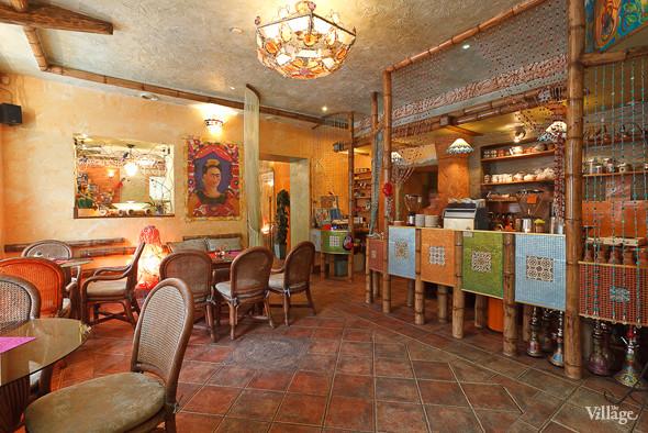 Новое место (Петербург): Вегетарианская кофейня «Фрида». Изображение № 2.