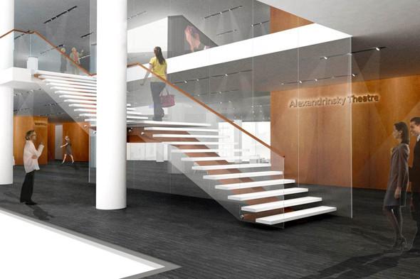 Экспериментальная сцена Александринского театра откроется весной 2013 года. Изображение № 5.