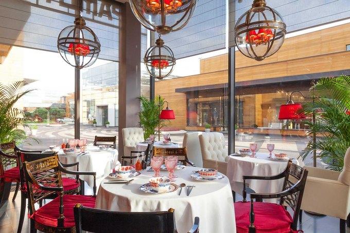 Александр Раппопорт открыл в Барвихе ресторан «Китайская грамота» . Изображение № 1.