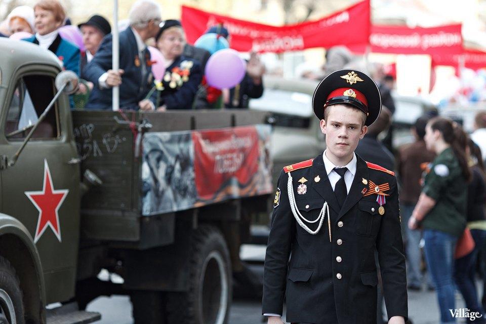 Фоторепортаж: День Победы в Петербурге. Изображение № 4.