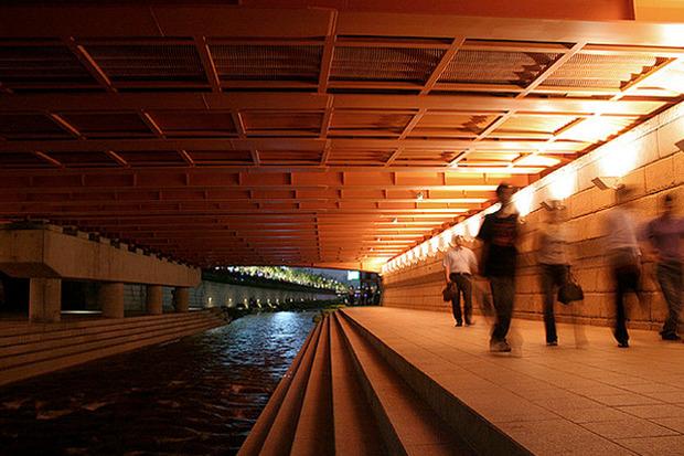 Иностранный опыт: Городские проекты под землёй. Изображение № 15.