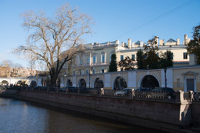 В Петербурге — тратить: Денежные места северной столицы . Изображение № 62.