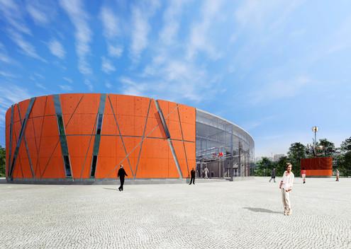 В Жулебине откроют две станции метро в 2013 году. Изображение № 1.