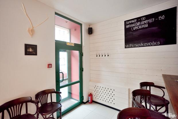 Новое место (Петербург): Кафе-бар Wood. Изображение № 3.
