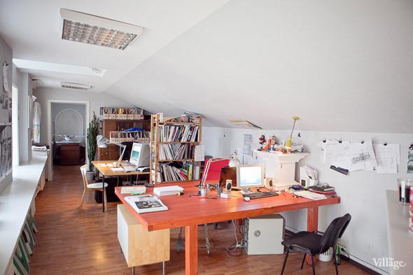 Офис недели (Петербург): Архитектурная студия MS-A. Изображение № 2.