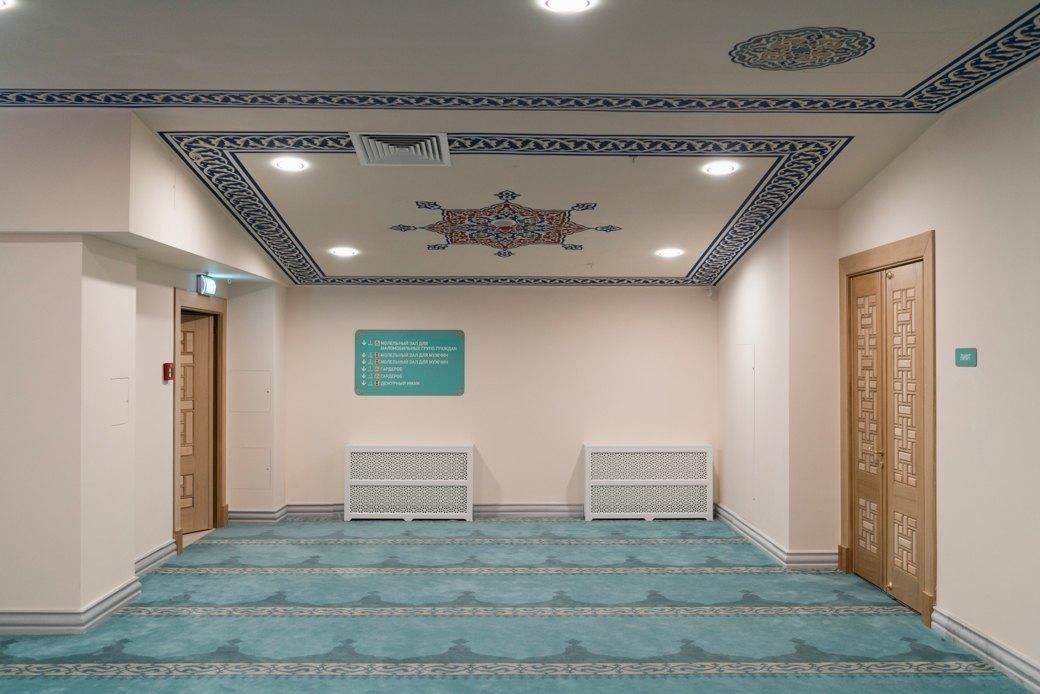 80-метровые минареты иместо для 10тысяч верующих — как выглядит Московская Соборная мечеть. Изображение № 13.