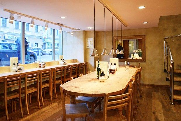 Новости ресторанов: Oldich, Strelka Bar, «Хлеб насущный», The Pink Cadillac, Twenty-Two. Изображение № 12.
