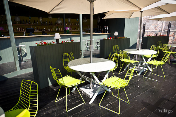 Новое место: кафе-бар «Голландия» (Петербург). Изображение № 9.