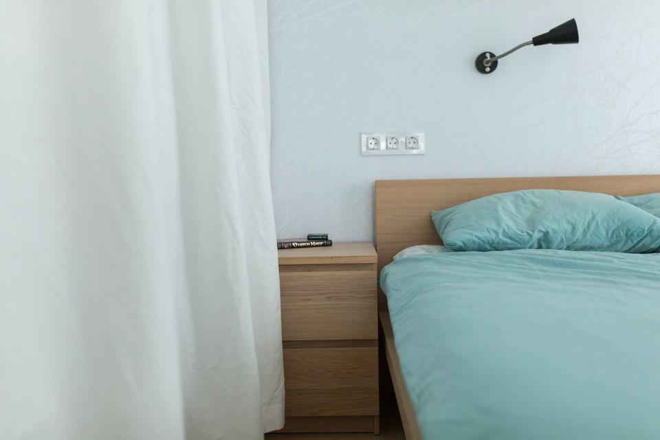 Квартира для большой семьи сминималистским интерьером. Изображение № 4.
