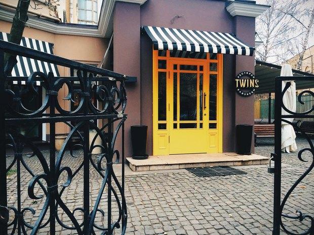 Братья Березуцкие открывают ресторан Twins. Изображение № 2.