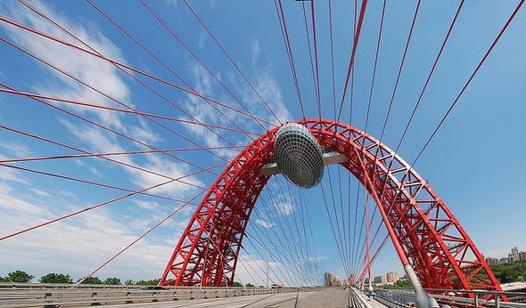 ЗАГС на Живописном мосту и «Аллея влюблённых» обойдутся в 800 млн рублей. Изображение № 1.