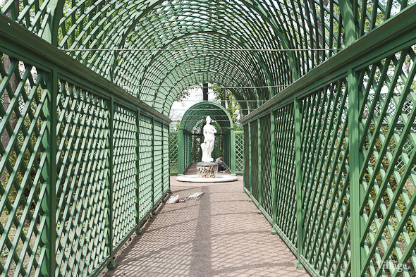 Фоторепортаж: Летний сад после реставрации. Изображение № 57.