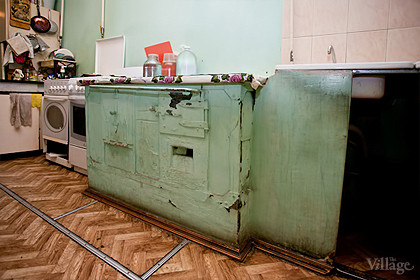 Изображение 99. Общественное пространство: петербургские коммунальные квартиры.. Изображение № 33.