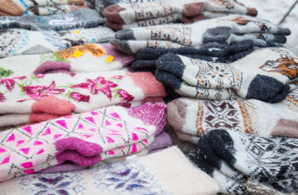 Кто продаёт шерстяные носки наулицах Москвы. Изображение № 10.