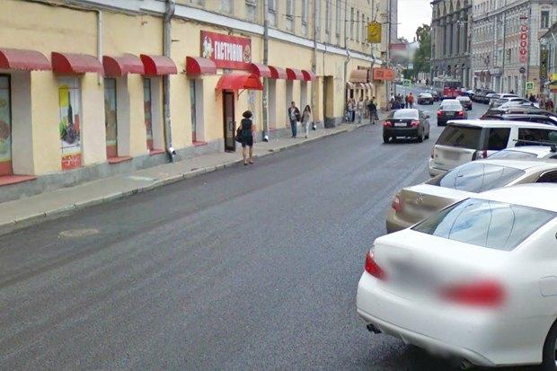 На Покровке и Маросейке расширят тротуары. Изображение № 2.
