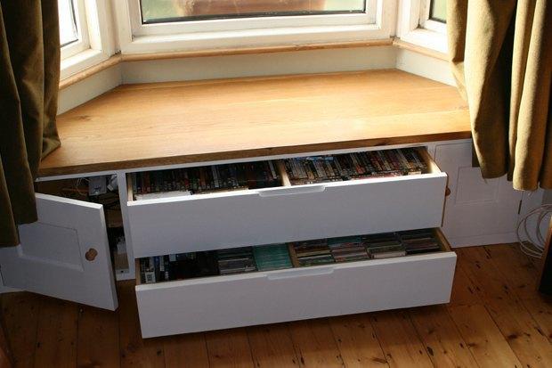 Как преобразить квартиру при помощи встроенной мебели. Изображение № 6.