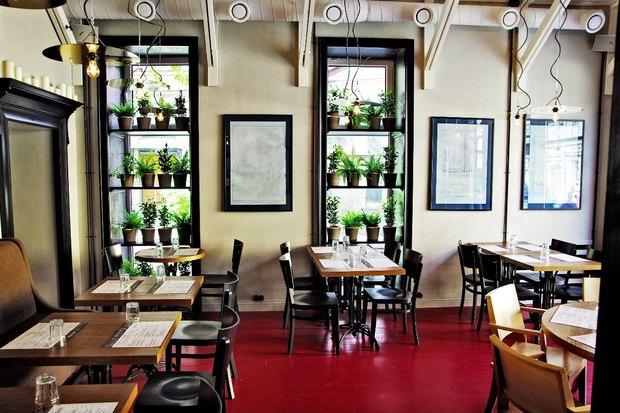 Совладелец Terminal открыл бар-ресторан у Финского консульства. Изображение № 1.