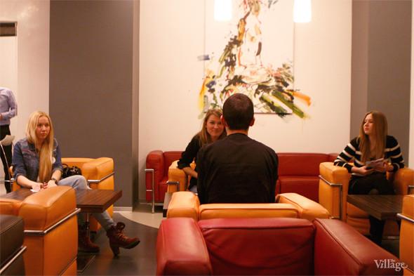Плюс на минус: Speed Dating в «Эрарте». Изображение № 14.