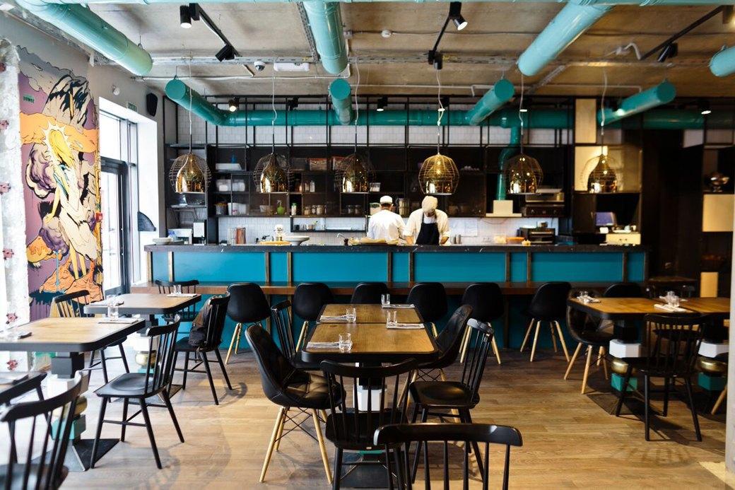 15 Kitchen+Bar. Изображение № 8.