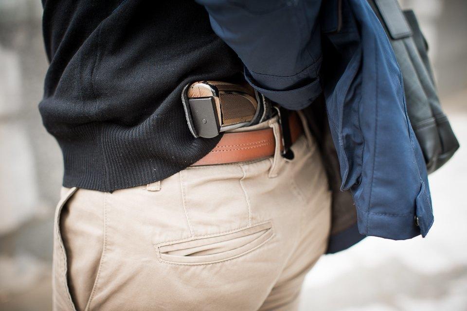 Взять на пушку: Зачем горожанам травматическое оружие. Изображение № 4.