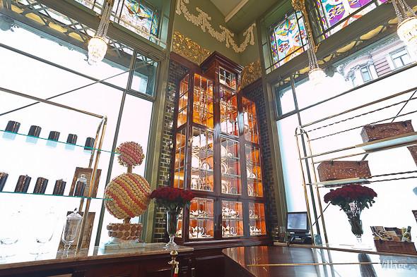 Фоторепортаж: Открытие отреставрированного «Елисеевского магазина». Изображение № 21.