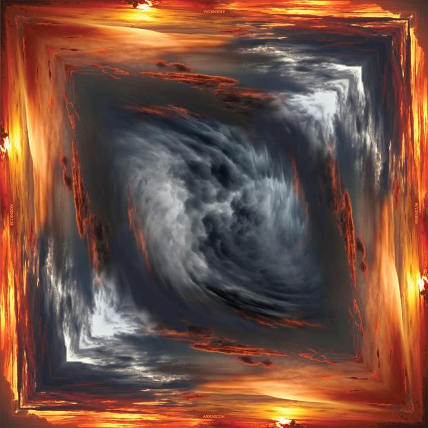 Платок Dmitry Loginov Arsenicum. Изображение № 29.