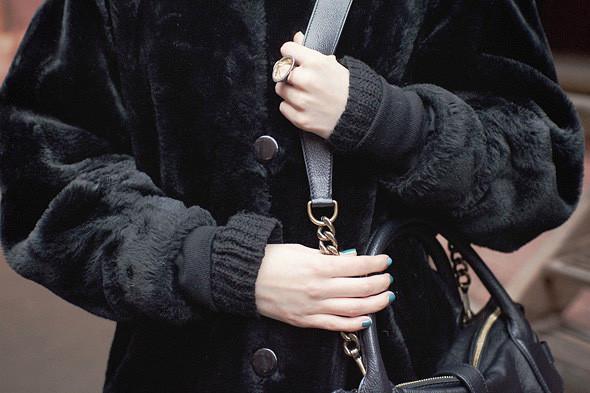 Внешний вид: Лия Серж, модель. Изображение № 3.