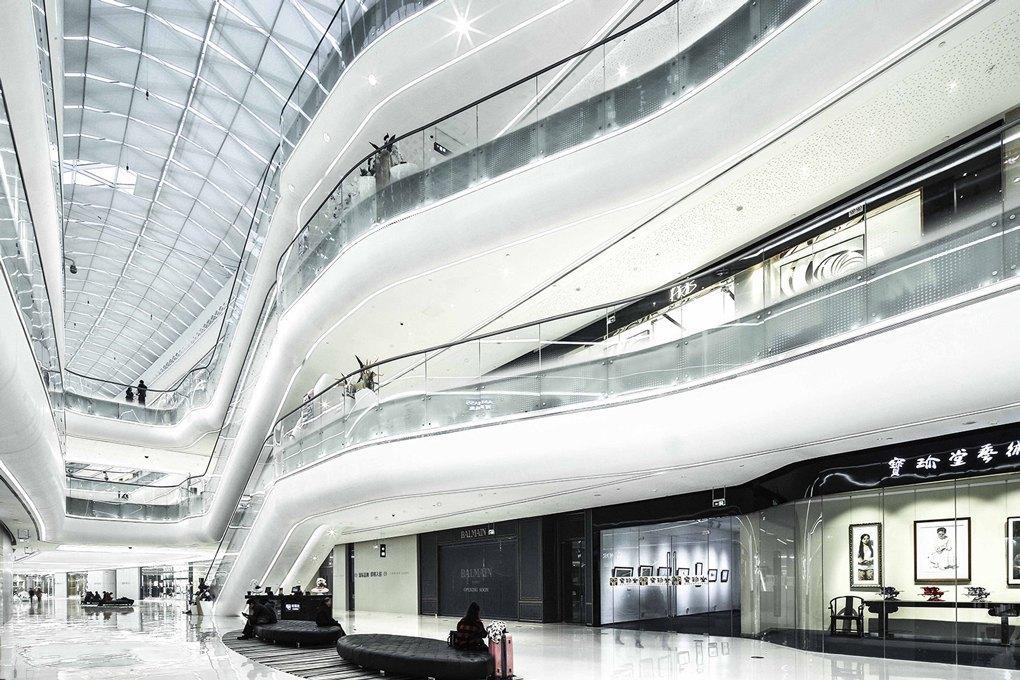 Hopes Tech: 10 самых красивых магазинов мира. Изображение № 34.