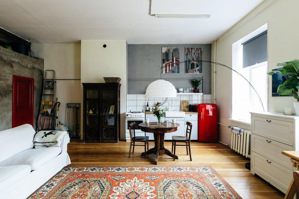 Уютная квартира вКоломне для молодой пары. Изображение № 6.