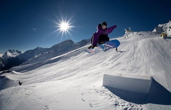 Изображение 5. Soelden. Альпийская Ибица.. Изображение № 8.
