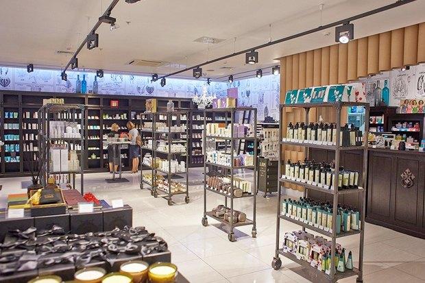 В «Галерее Москва» открылась «Аптека Cosmotheca». Изображение № 5.