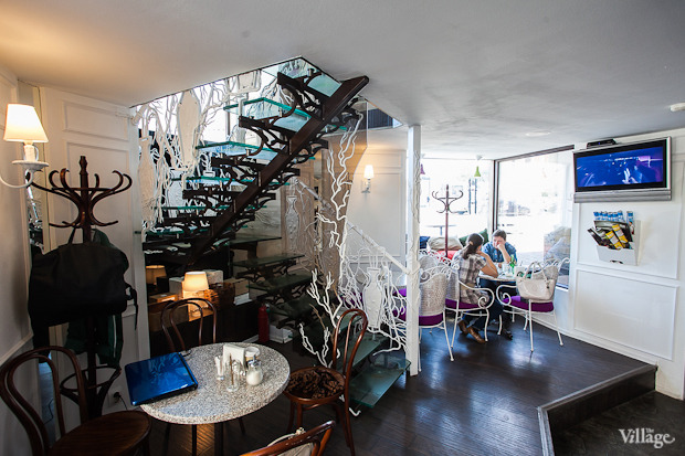 На месте кофейни Nero открылось кафе Coffee Room. Изображение № 8.