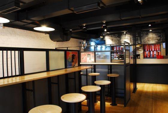 «Воккер» открыл свой первый ресторан. Изображение № 5.