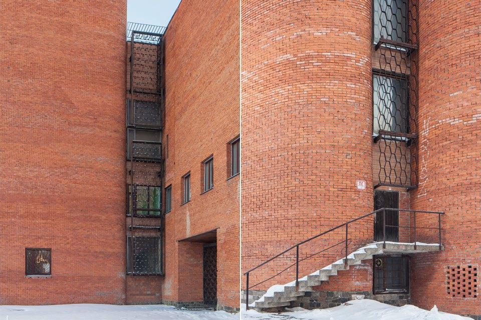 Архитектор Михаил Князев — оПалеонтологическом музее . Изображение № 11.