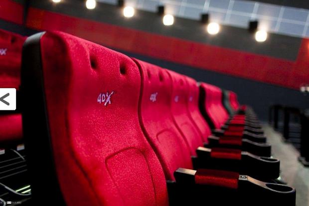 В Москве открывается первый 4DX-кинотеатр. Изображение № 2.