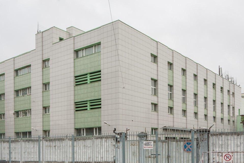 Архитектор Михаил Князев — осамых необычных автомобильных гаражах Москвы. Изображение № 6.