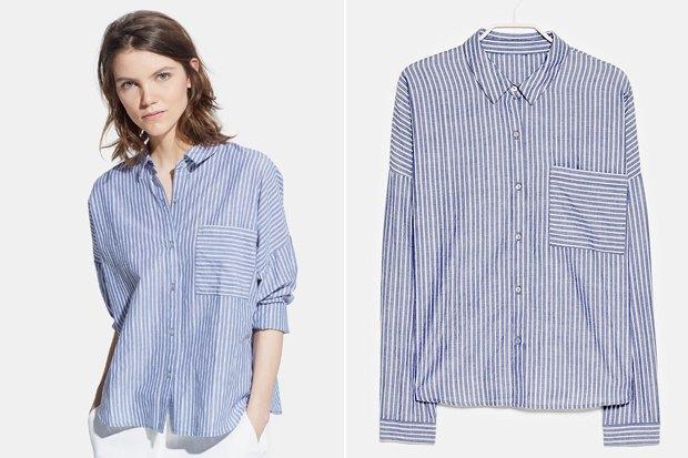 Где купить женскую рубашку  6 вариантов от 2 500 до 7 900 рублей.  Изображение 11c7fa14fbdd4