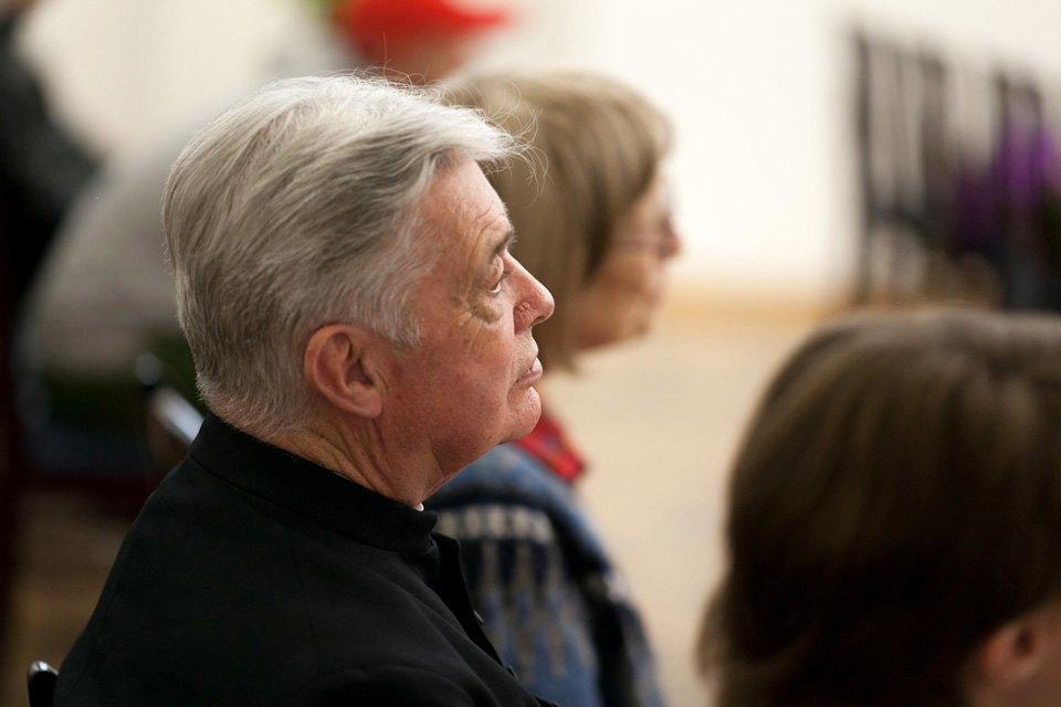 Настоятель англиканской церкви Саймон Стивенс оботъезде изРоссии. Изображение № 5.