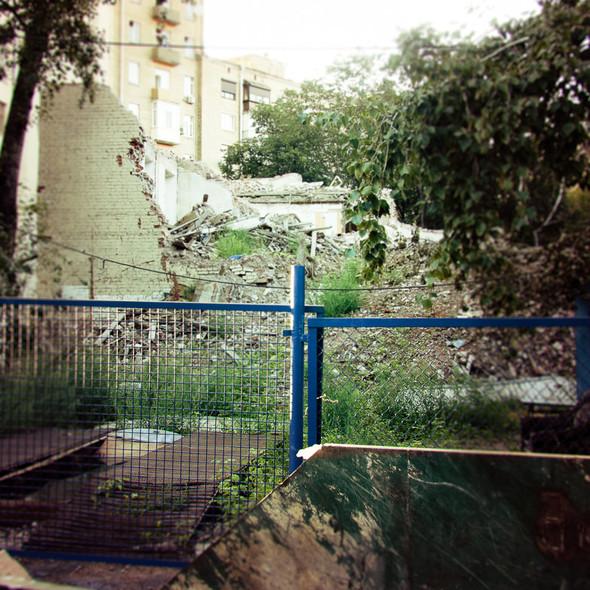В зоне риска: доходный дом в 6-м Ростовском переулке. Изображение № 3.