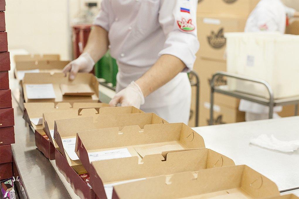 Производственный процесс: Как готовят кошерные обеды для авиапассажиров. Изображение № 36.