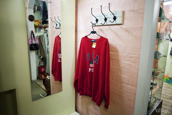 Гид по секонд-хендам и винтажным магазинам: 11 мест в Москве. Изображение № 12.