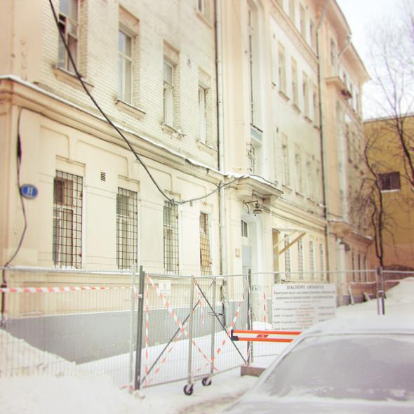 В зоне риска: Усадьба Соколовых-Сибиряковых. Изображение № 1.