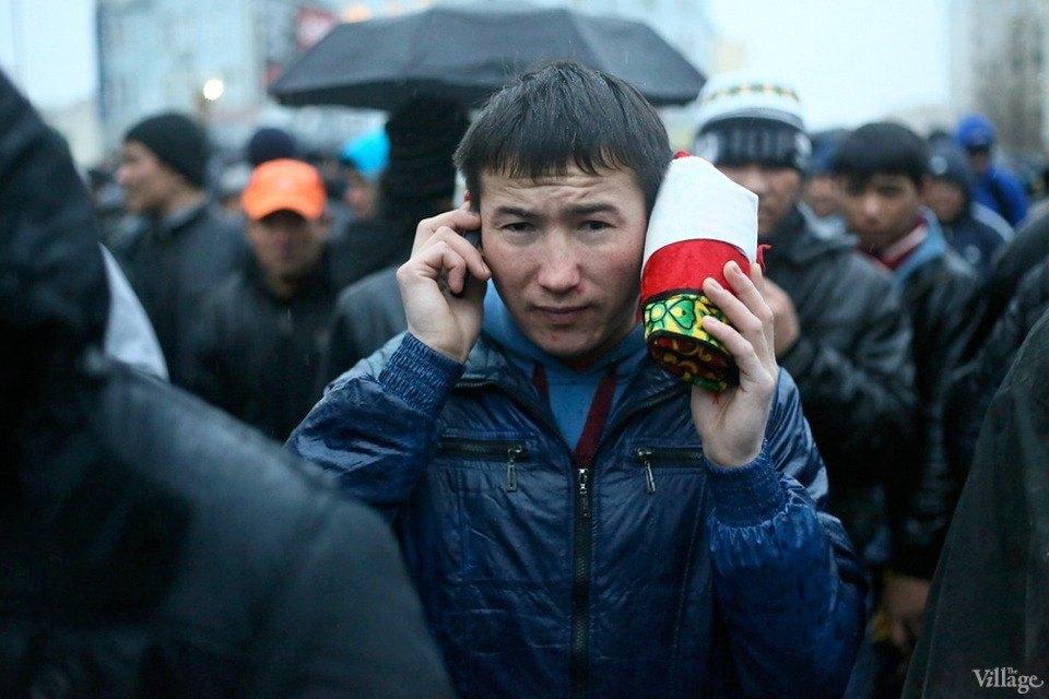 Люди в городе: Как отмечали Курбан-байрам в Москве и Петербурге. Изображение № 15.