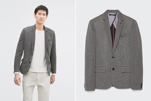 Где купить пиджак: 6 вариантов от 4 до 14 тысяч рублей. Изображение № 3.