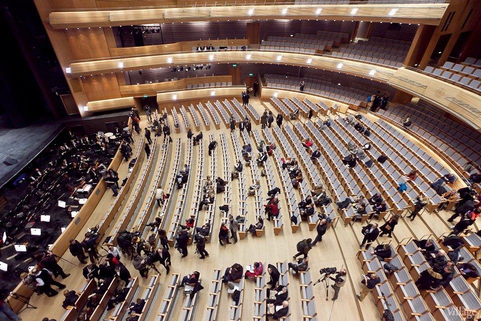 Фоторепортаж: Вторая сцена Мариинского театра изнутри. Изображение № 22.