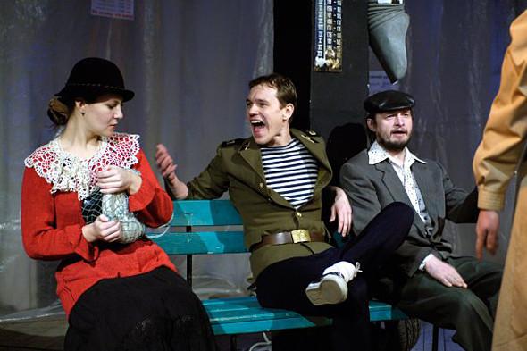 Фотография: театр «Суббота». Изображение № 31.