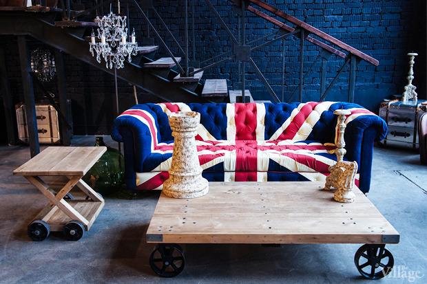 Новое место: Магазин мебели Home Concept. Изображение № 1.