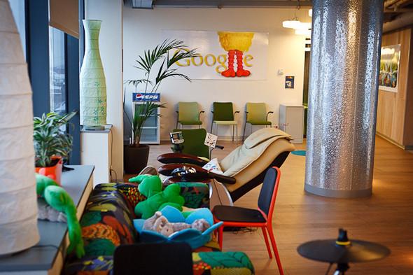 Офис недели: Google (Петербург). Изображение № 12.